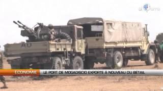 Le port de Mogadiscio exporte à nouveau du bétail