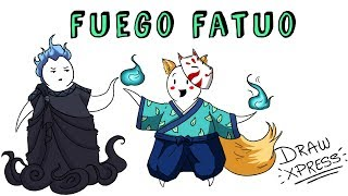 FUEGO FATUO 🔥 | Draw My Life