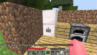 Minecraft Fridge 5