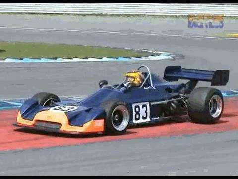 Formula 2 Formel 2 F2 - Historic Formula Car Racing - Jim Clark Revival 2006