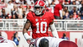 NFL Network Breaks Down Reuben Foster Selection