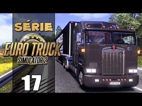 Euro Truck Simulator 2 - Viajando para o Rio de Janeiro