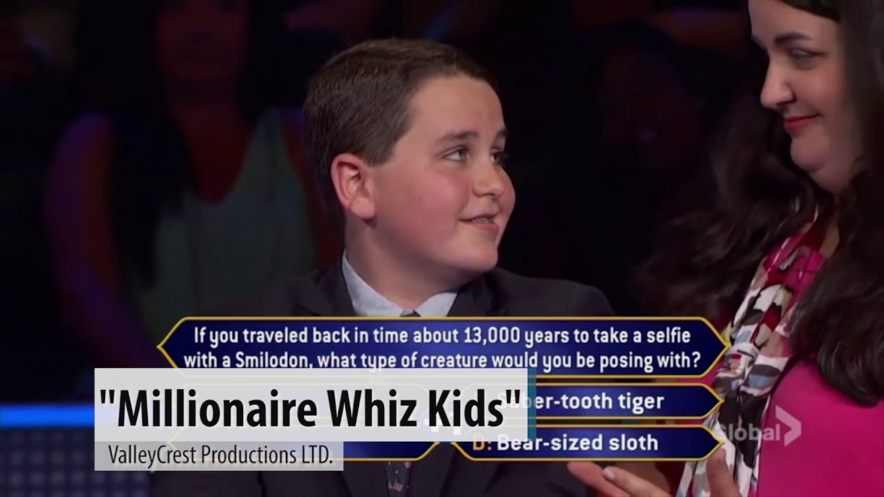 Youtube Millionaire Whiz Kids