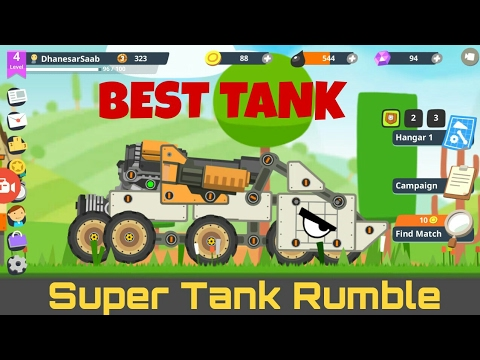 Best tank for super tank rumble level 345 youtube best tank for super tank rumble level 345 malvernweather Gallery