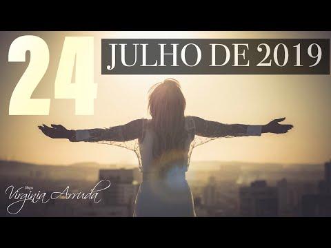 24Julho2019 - Estudo - Provérbios 4 (parte 1) - Bispa Virgínia Arruda