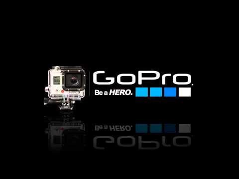 GoPro Hero 3 sample LOGO (intro) for Actions video with GoPro Hero 3 FullHD