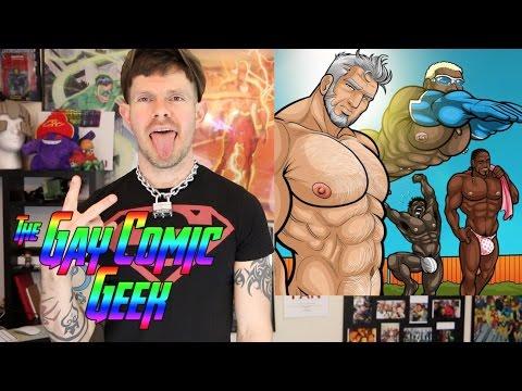 BriGAYde #2 - Gay Comic Book Review From Class Comics (SPOILERS)