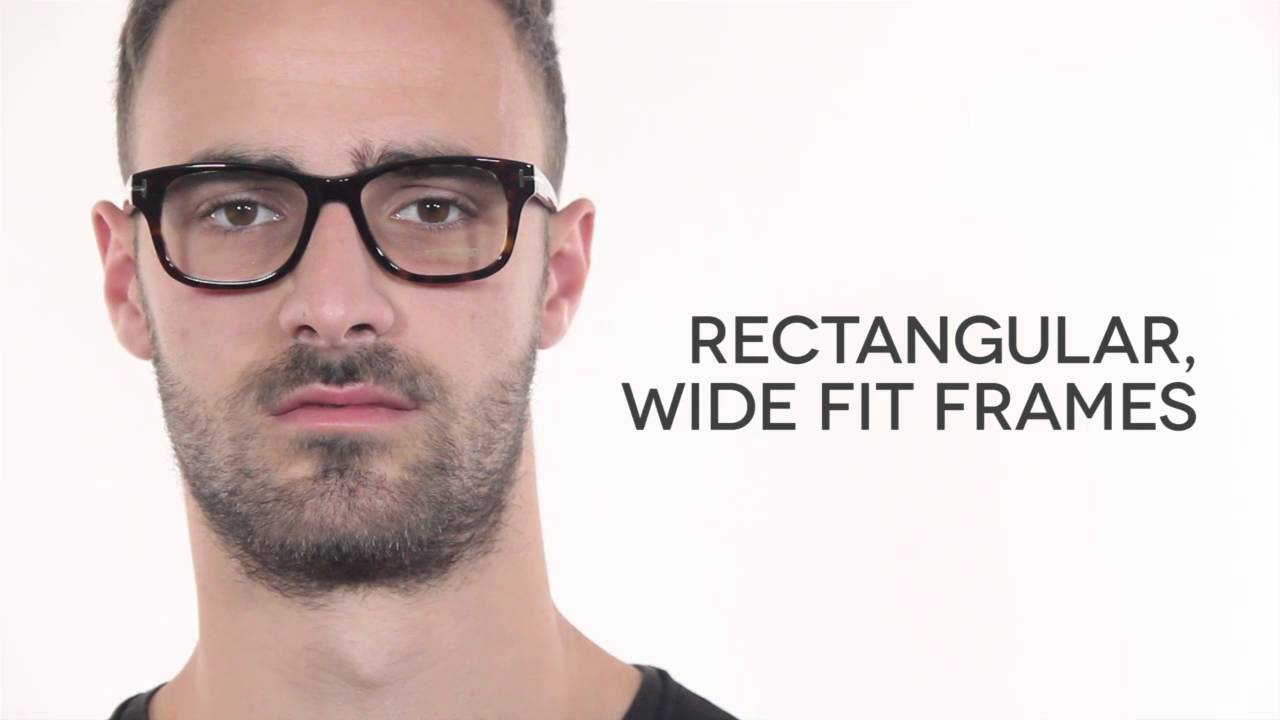 Tom Ford FT5147 WIDE 52 Eyeglasses Review | SmartBuyGlasses - YouTube