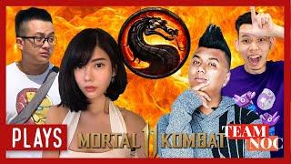 NOC PLAYS: Mortal Kombat 11! Tournament Edition