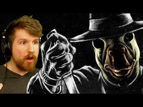 NIGHTRIPPER - Excellent Horror Game (Ending)