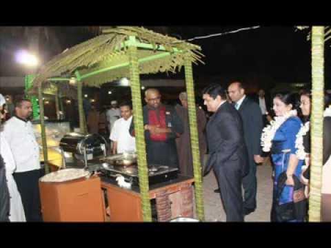 Sri Lankan Food Festival @ Sultan of Oman - Cook with Chef Duminda