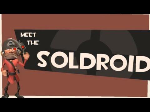Meet the Soldroid [Gmod Animation]