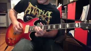 Queens of the Stone Age - Born to Hula (Non-LP Version) - Guitar Cover HD