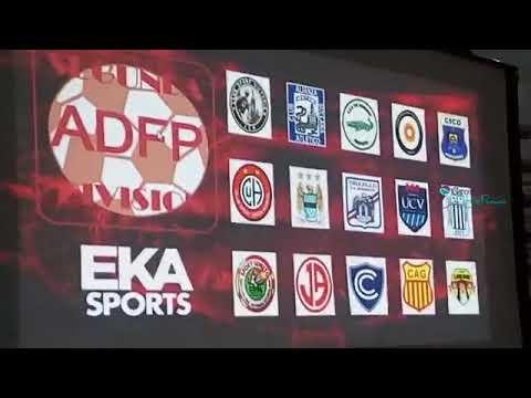 SEGUNDA DIVISIÓN. Sorteo Fixture 2018