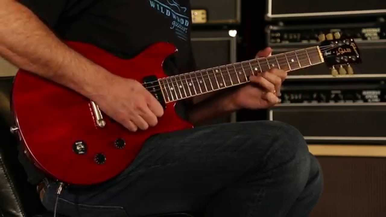 gibson 2015 les paul special double cut sn 150008619 youtube. Black Bedroom Furniture Sets. Home Design Ideas