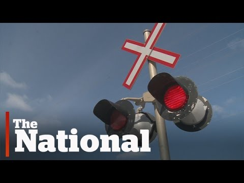 Transport Canada List Of 500 'highest Risk' Railway Crossings Not Widely Shared