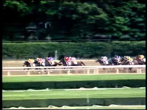 Thunder Gulch - 1995 Belmont Stakes (G1)