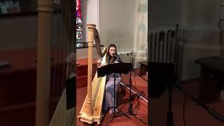 Here I am Lord- voice & harp YouTube Thumbnail