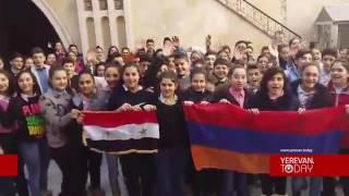 Հայաստանից մարդասիրական օգնության առաջին խմբաքանակը հասել է Լաթաքիա