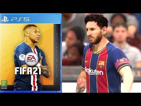 FIFA 21 ЧТО МЫ УЖЕ ЗНАЕМ ОБ ИГРЕ
