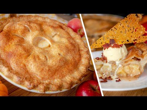 ЯБЛОЧНЫЙ ПИРОГ | американский пай с яблоками | вы должны его попробовать именно так | Apple Pie