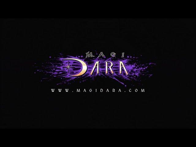 Magi Dara - The Red Tiger Nebula Live DVD.