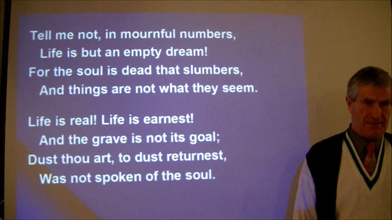 is life but a dream poem summary