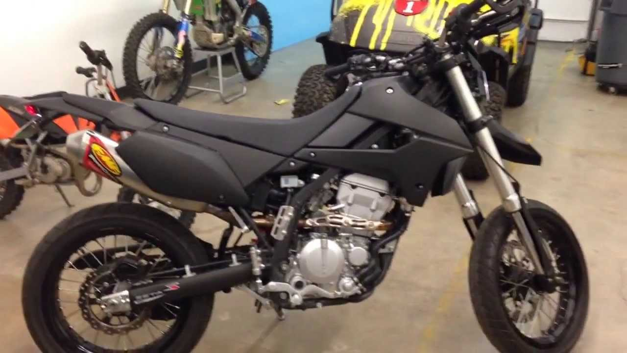 Kawasaki 250 SF update - YouTube