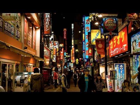 Binaural Audio: Tokyo, Kabukicho and various street sounds