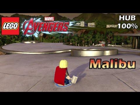 LEGO Marvel Avengers FR #16 HUB Malibu 100%