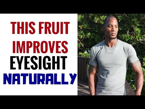 This Fruit Helps Improve Your Eyesight Naturally & Help Pregnant Women