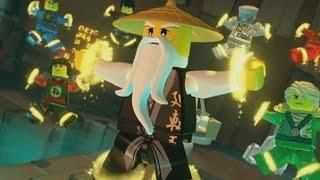 LEGO Ninjago: Shadow of Ronin Walkthrough Part 12 - Fulcrum Chamber & The Endless Ocean (3DS/Vita)