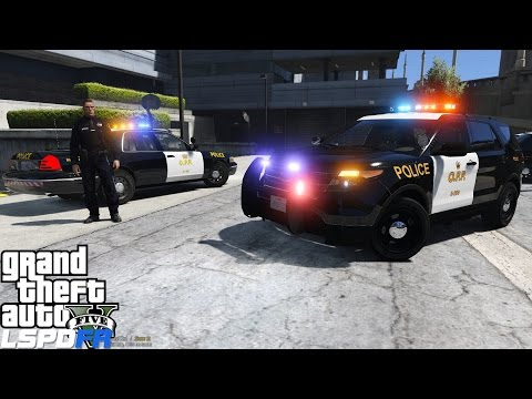 GTA 5 LSPDFR Police Mod 200   Ontario Provincial Police   Canadian Patrol   OPP