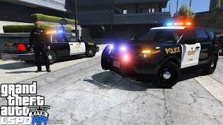 GTA 5 LSPDFR Police Mod 200 | Ontario Provincial Police | Canadian Patrol | OPP
