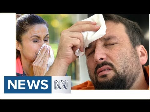 Aussie flu symptoms WARNING: Headache could be early sign of potentially deadly illness | by Just i