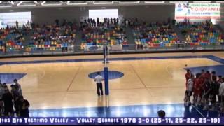 09-06-2013: Finale U17 Trentino Volley-Volley Segrate 3-0 telecronaca