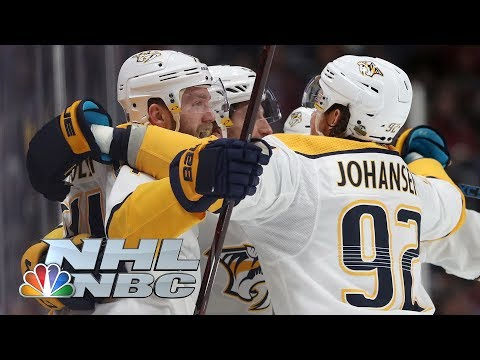 Predators v. Avalanche I Game 4 Highlights I NHL Stanley Cup Playoffs I NBC Sports
