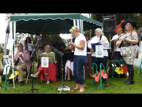 Oakworth Fairy Festival Holden park Howarth Ukilali Band