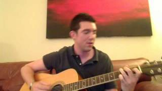 Jewel Who Will Save Your Soul acoustic cover by Ryan Burns in HD