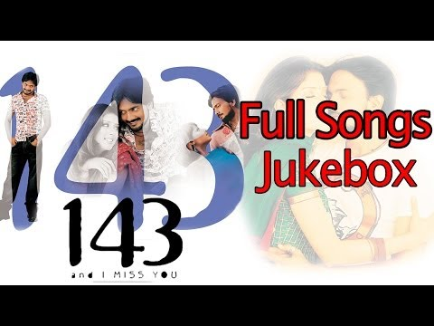 143 Telugu Movie Full Songs Jukebox ll Sairam Shankar, Samiksha