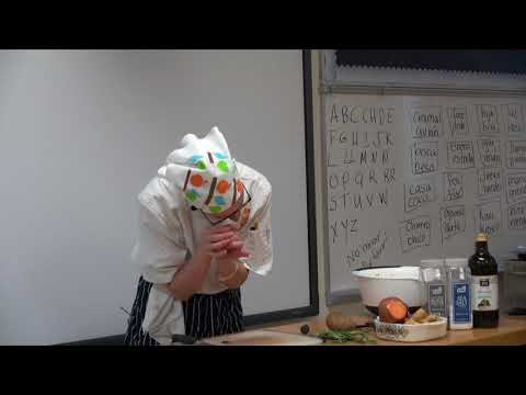 Wellness in Schools with Chef Laura| Key Biscayne K-8 Center| WITS Labs