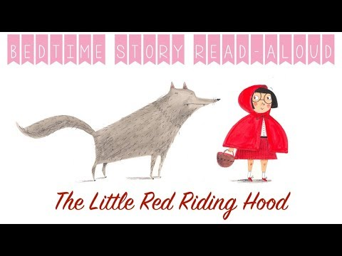 The Little Red Riding Hood, Kids Fairytale Bedtime Story | Audiobook for Children