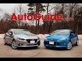 2014 Mazda3 vs 2014 Ford Focus