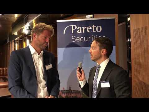 Scatec Solar - CFO Intervju Clean Tech Conference