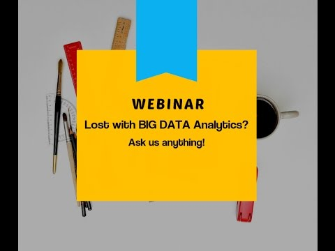 Big Data Analytics –  All that you want to know - IvyProSchool
