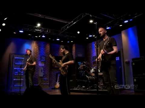 "Intronaut performs ""Milk Leg"" live on EMGtv"