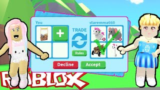 I Traded All Lemonade Stands In Roblox Adopt Me And This Happened