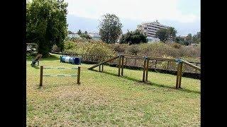 """Inauguración de """"Taoro Can"""", primer Parque Canino del Puerto De la Cruz"""