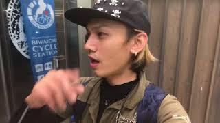 【近畿制覇】京都→ラーメン→名古屋→ひつまぶし→滋賀→近江牛→マイジャグラーⅣ