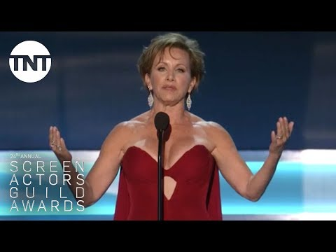 SAG AFTRA President Gabrielle Carteris' Speech | 24th Annual SAG Awards | TNT